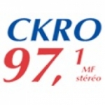 Logo da emissora Radio CKRO 97.1 FM