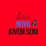 Logo da emissora Nova Jovem Som