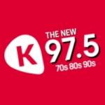 Logo da emissora Radio K 97.5 FM