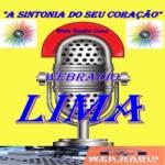 Logo da emissora Web Rádio Lima