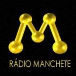 Logo da emissora Rádio Web Manchete