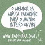 Logo da emissora Rádio Iara