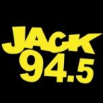 Logo da emissora Radio CKCK Jack 94.5 FM