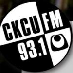 Logo da emissora Radio CKCU 93.1 FM