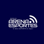 Logo da emissora Rádio Arena Esportes