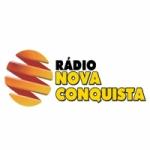 Logo da emissora Rádio Nova Conquista