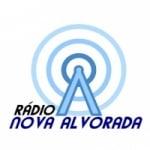 Logo da emissora Rádio Nova Alvorada