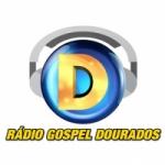 Logo da emissora Rádio Gospel Dourados