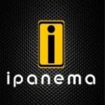 Logo da emissora Ipanema