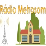 Logo da emissora Rádio Metrosom