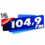 Logo da emissora Webrádio 104.9