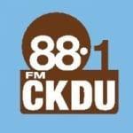 Logo da emissora Radio CKDU 88.1 FM