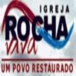 Logo da emissora Rádio Batista Rocha Viva Tupi