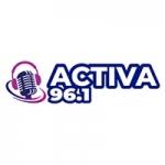 Logo da emissora Radio Activa Ituzaing