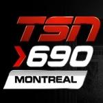 Logo da emissora Radio CKGM TSN 690 AM