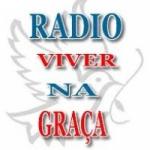 Logo da emissora Rádio Viver na Graça