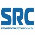 Logo da emissora Rádio Resende WS Rock