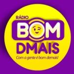 Logo da emissora Rádio Bom Dmais