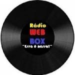 Logo da emissora Rádio Web Box