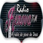 Logo da emissora Rádio Renova FM
