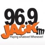 Logo da emissora Radio CKIS Jack 96.9 FM