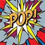Logo da emissora Rádio Pop