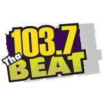 Logo da emissora Radio KBTT The Beat 103.7 FM