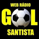 Logo da emissora Gol Santista