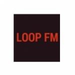 Logo da emissora Loop FM