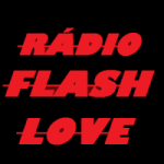 Logo da emissora Rádio Flash Love