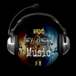 Logo da emissora Flash Music FM