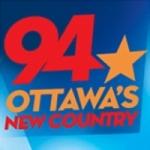 Logo da emissora Radio CKKL New Country 94 FM