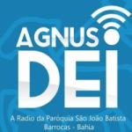 Logo da emissora Agnus Dei