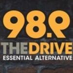 Logo da emissora Radio CKLC The Drive 98.9 FM