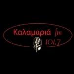 Logo da emissora Radio Kalamaria 101.7 FM
