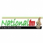 Logo da emissora Radio National 102.8 FM