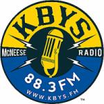 Logo da emissora Radio KBYS 88.3 FM