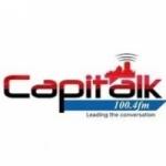 Logo da emissora Radio Capitalk 100.4 FM