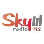 Logo da emissora Radio Sky 99.2 FM
