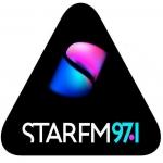 Logo da emissora Radio Star 97.1 FM