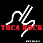 Logo da emissora Toca Rock Web Rádio
