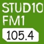 Logo da emissora Radio Studio 105.4 FM