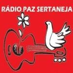 Logo da emissora Rádio Paz Sertaneja