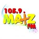 Logo da emissora Rádio Maiz 105.9 FM