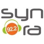 Logo da emissora Radio Synora 100.5 FM
