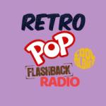 Logo da emissora Retro Pop