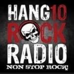 Logo da emissora Hang 10 Rock Radio