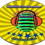 Logo da emissora Web Rádio Estrelas e Astros