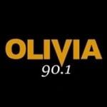 Logo da emissora Radio Olivia 90.1 FM