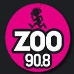 Logo da emissora Radio Zoo 90.8 FM